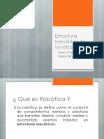 Estructura mecánica de los robots (1)
