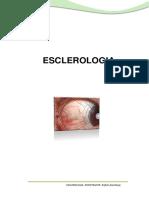 Apostila - Esclerologia
