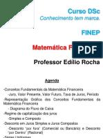 Curso DSC Mat Financeira