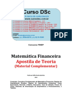 DSC mat financ teoria