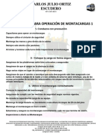 1-REGLAS BÁSICAS PARA OPERACIÓN DE MONTACARGAS .pdf