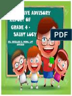 Narrative Advisory Report for 4th Quarter LIK2