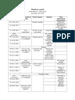 Planificare anuala grupa mijlocie