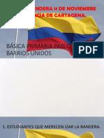 IZADA DE BANDERA 11 DE NOVIEMBRE