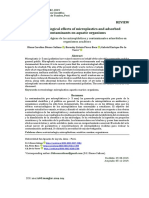 Ecotoxicological Effects of Microplastics and Adsorbed Contaminants on Aquatic Organisms