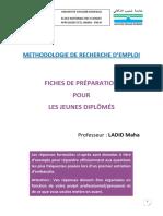 Pr.LADID Maha-FICHE DE PREPARTION POUR LES JEUNES DIPLOMES