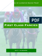 First Class Fancies