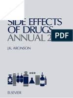 Side Effects of Drugs Annual 29