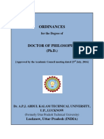 Ph.D. Ordinance (23 July, 2016).pdf