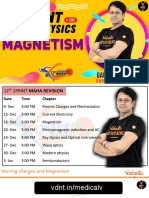 16.12.2019 _Moving charge and magnetism_Sprint
