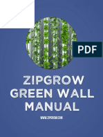 green wall manual