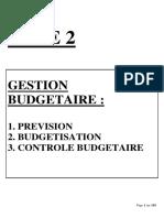 GESTION BUDGETAIRE avec exercice  CORRIGE  ACHRIT TSGE2.docx
