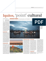 Iquitos, Point Cultural