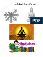 00  - Hinduism and Buddhism Packet