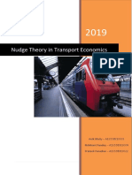 Nudge Theory in transport economics-Anik Maity