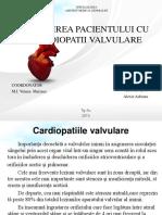cardiopatii valvulare ppt