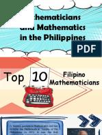 philippine mathematics