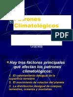 ciencia y tecnologia-Patrones climatológicos