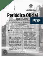 Gaceta Gobierno 09 de Enero Del 2020