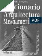 Gendrop, Paul. - Diccionario de Arquitectura Mesoamericana [1997].pdf
