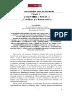 TEMA 1. Servicios sociales