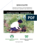 Agricultura Sostenible