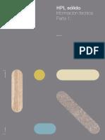 Arpa Informacion Tecnica Parte1 Chapa Hpl 2015