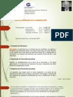 EXPOSICION Teorias y nuevas perpectivas de  la administracion