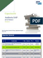 Curso de Auditoria Basico (version I) - Dia 2