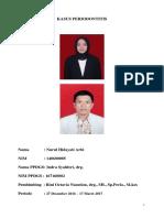 laporan periodontitis