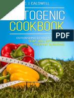 Ketogenic Cookbook Claudia Caldwell