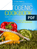 Ketogenic Cookbook Claudia Caldwell
