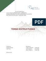 TENSO ESTRUCTURAS