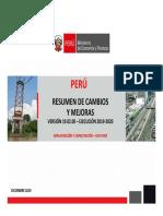 RESUMEN DE CAMBIOS Y MEJORAS VERSIÓN 19.02.00 - EJECUCIÓN 2019-2020 PARTE 2