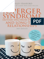 Ashley Stanford - Asperger Syndrome and Long-Term Relationships