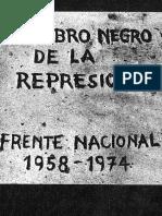 EL LIBRO NEGRO DE LA REPRESION