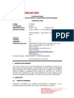 Parasitología 614004M II-  2018 (2 sem)