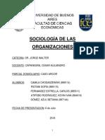 PARCIAL SOCIOLOGIA ARCOR