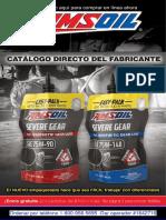AMSOIL Español Catálogo de Productos - Spanish