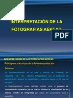 9. Interepretacion de las fotografias aereas
