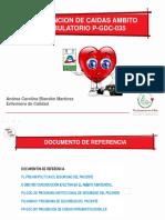Prevencion de Caidas Ambito Ambulatorio P-GDC-035.ppt