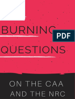 15 Burning Questions on the CAA & NRC FINAL