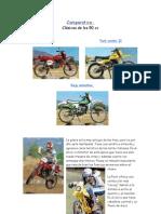 Motos clásicas de los 50 cc