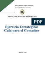 Manual Ejercicio Estratégico