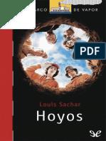 Hoyos- Louis Sachar