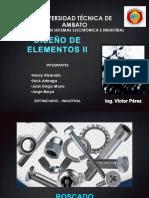 D.Elementos-roscados