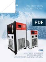 REFRIGERATED AIR DRYER 2016