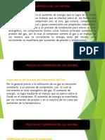 COMPRESION Y MEDICION DEL GAS NATURAL MILAGROS Y ESTEFANI