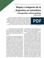 Mapas e imágenes de la Argentina en entredicho. Iconografía y cultura política
