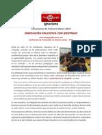 CVPI, 2019, Febrero-Marzo. Innovación educativa con identidad